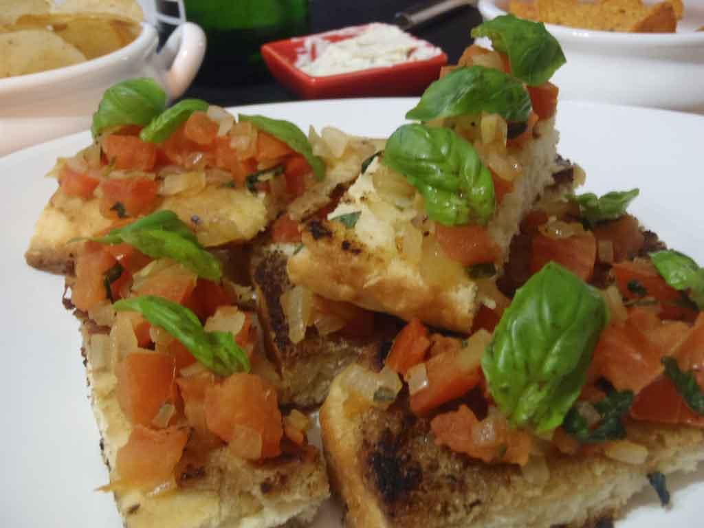 Bruschetta-con-tomate