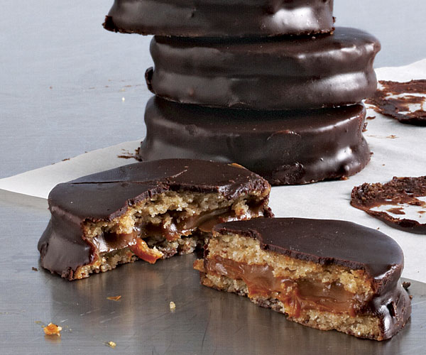 Alfajores de chocolate para inutiles como nosotros - Taringa!