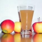 Licuado de manzanas asadas