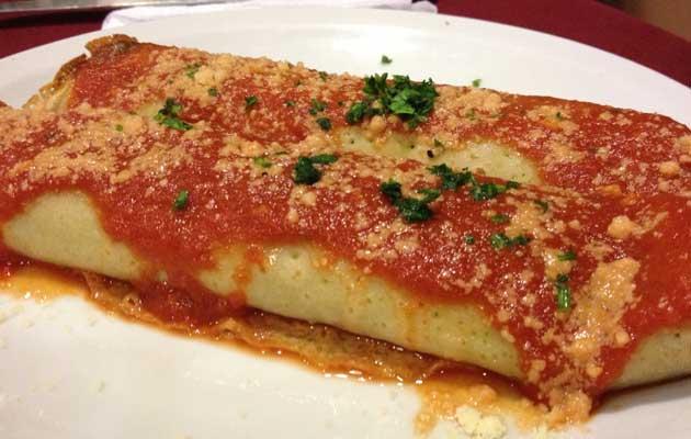 Canelones de verdura con salsa de tomate guia de cocina for Todo facil cocinas