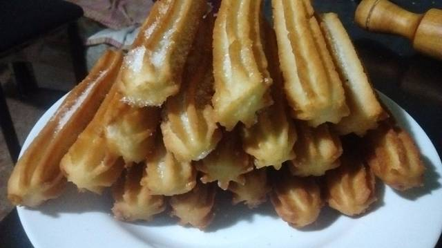 churros caseros