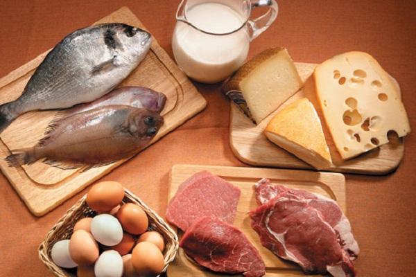Alimentos ricos en fibras y proteínas