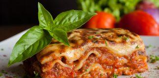 Día mundial de la pasta celebra con esta receta de lasaña de carne
