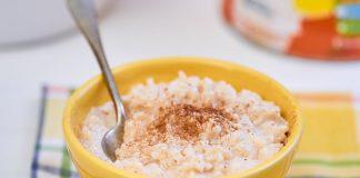 Receta de arroz con leche fácil y cremoso