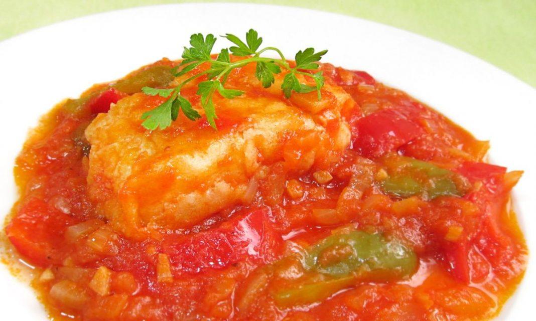 Recetas de bacalao fáciles: bacalao con tomate
