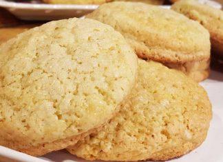 Receta de scones dulces fáciles: scones de vainilla