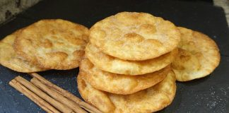 Receta de tortas fritas fácil típica de Uruguay